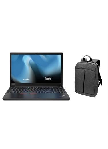 "Lenovo ThinkPad 20RD0062TXZ47 i5 10210U 32GB 512GB SSD RX640 Fdos 15.6""+Çanta Hediye Renkli"